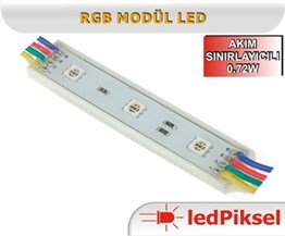 RGB MODÜL LED 5050