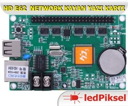 HD E64 16 SATIR NETWORK KAYAN YAZI KONTROL KARTI
